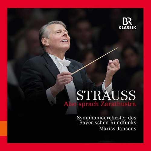 Jansons: Strauss - Also sprach Zarathustra (24/48 FLAC)