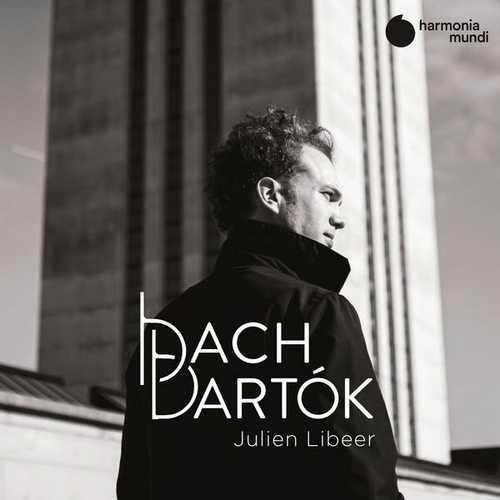 Julien Libeer: Bach, Bartók (24/96 FLAC)