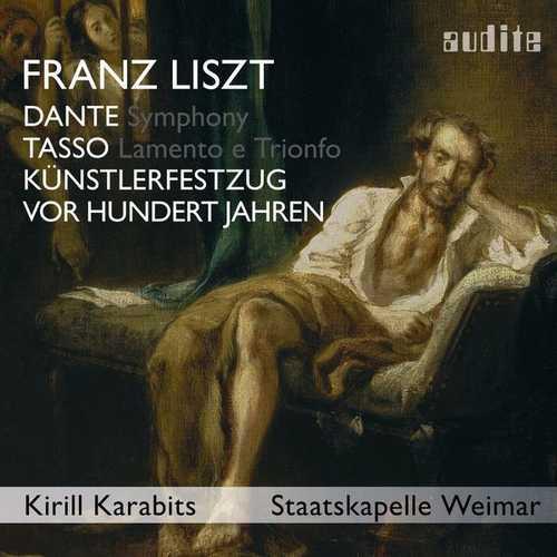 Karabits: Liszt - Dante Symphony, Tasso, Vor hundert Jahren (24/96 FLAC)