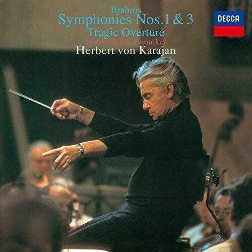 Karajan: Brahms - Symphonies 1 & 3, Tragic Overture (SACD)
