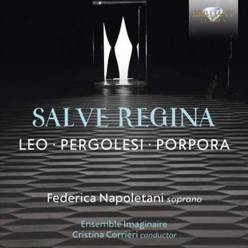 Federica Napoletani - Salve Regina (24/96 FLAC)