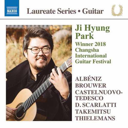 Ji Hyung Park Guitar Laureate Recital (24/96 FLAC)