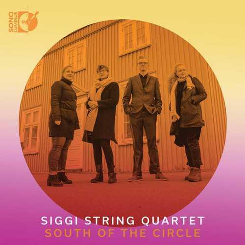 Siggi String Quartet - South of the Circle (24/192 FLAC)