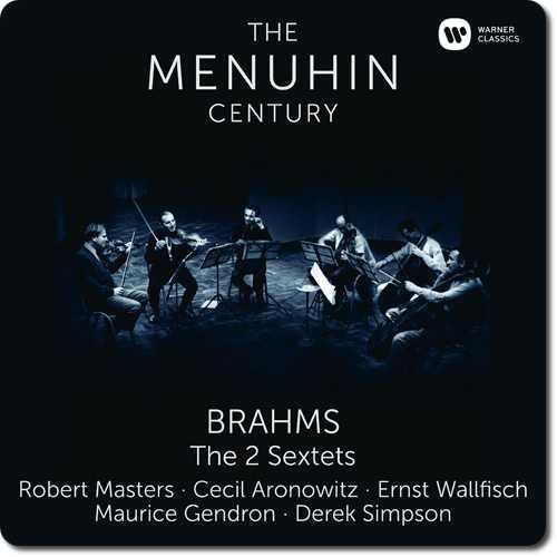 The Menuhin Century: Brahms - The 2 Sextets (24/96 FLAC)
