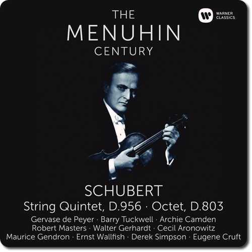 The Menuhin Century: Schubert - String Quintet D.956, Octet D.803 (24/96 FLAC)