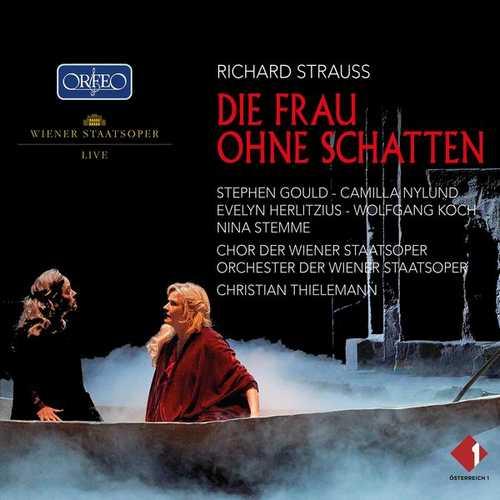 Thielemann: Strauss - Die Frau ohne Schatten (24/48 FLAC)