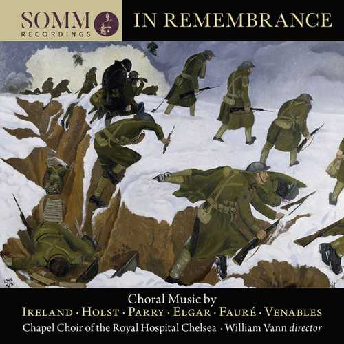 William Vann: In Remembrance (24/96 FLAC)