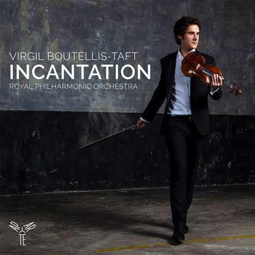 Virgil Boutellis-Taft - Incantation (24/96 FLAC)