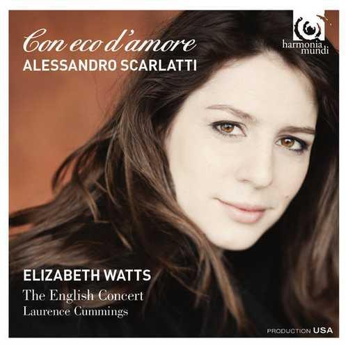 Watts, Cummings: Alessandro Scarlatti - Con eco d'amore (24/88 FLAC)
