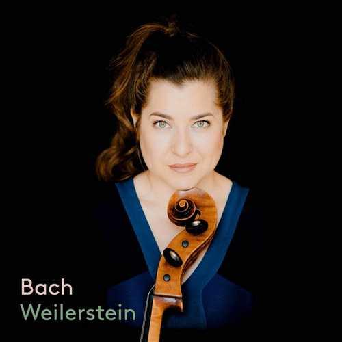 Weilerstein: Bach (24/96 FLAC)