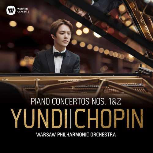 Yundi: Chopin - Piano Concertos no.1 & 2 (24/96 FLAC)