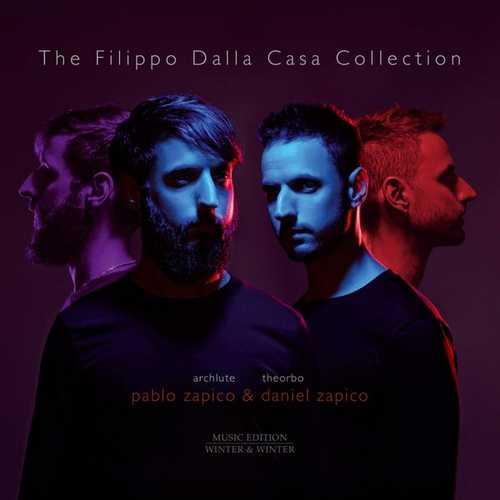 Pablo Zapico, Daniel Zapico - The Filippo Dalla Casa Collection (24/96 FLAC)