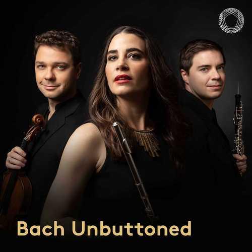 Ana de la Vega - Bach Unbuttoned (24/96 FLAC)
