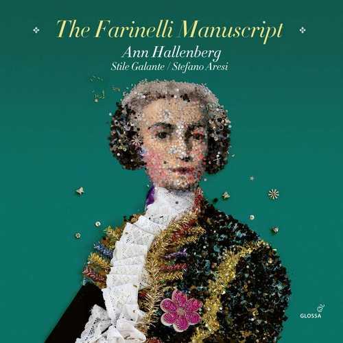 Ann Hallenberg - The Farinelli Manuscript (24/96 FLAC)