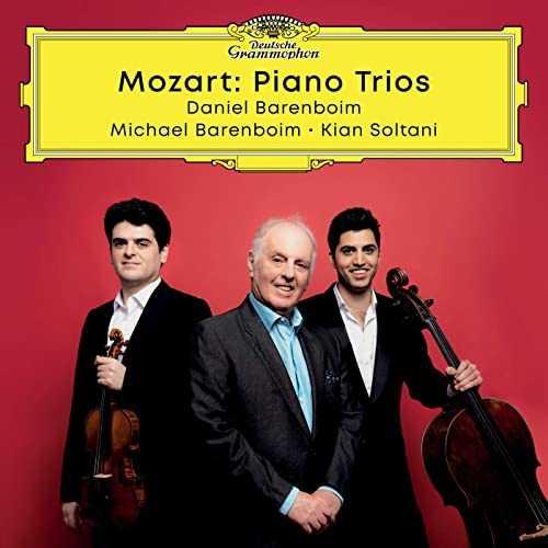 Daniel Barenboim, Michael Barenboim, Kian Soltani: Mozart - Piano Trios (24/48 FLAC)