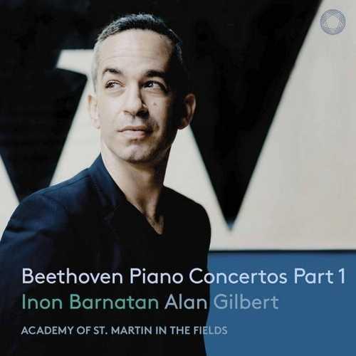 Barnatan, Gilbert: Beethoven - Piano Concertos vol.1 (24/96 FLAC)