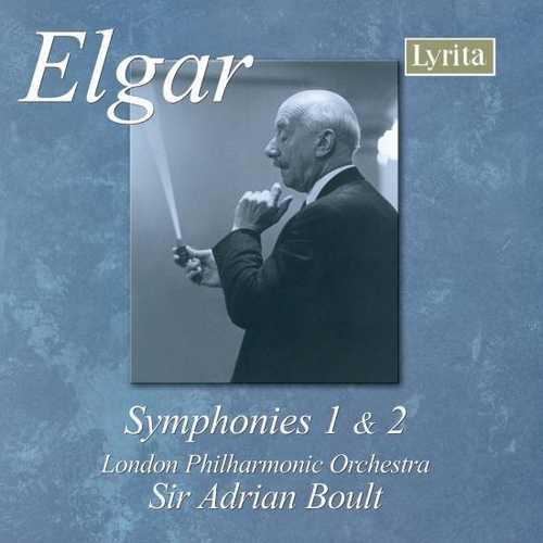 Boult: Elgar - Symphonies no.1 & 2 (24/192 FLAC)