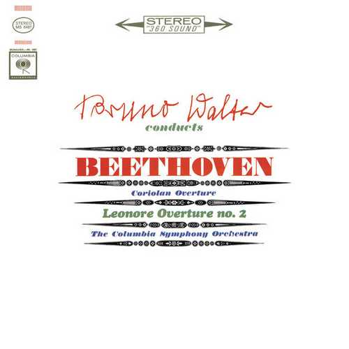 Bruno Walter conducts Beethoven (24/96 FLAC)