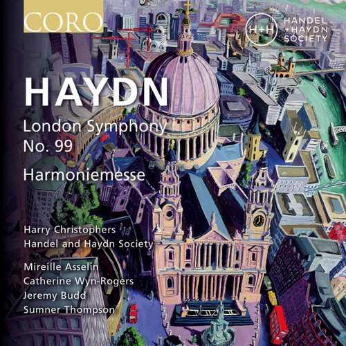 Christophers: Haydn - Symphony no.99, Harmoniemesse (24/96 FLAC)