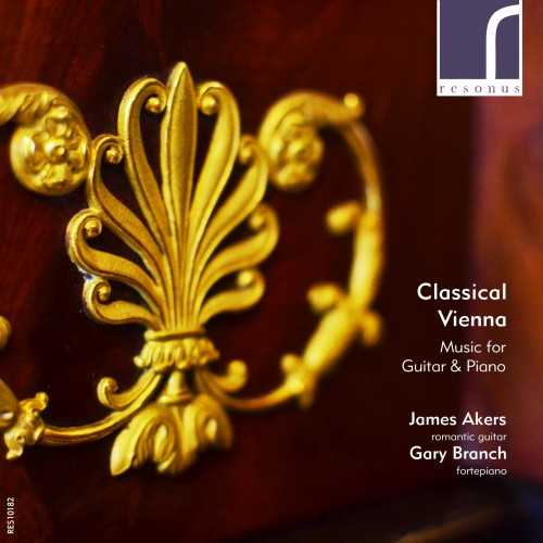 Akers, Branch: Classical Vienna. Music for Guitar and Piano (24/96 FLAC)