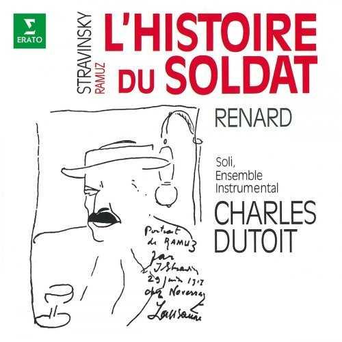 Dutoit: Stravinsky - L'histoire du soldat, Renard (FLAC)