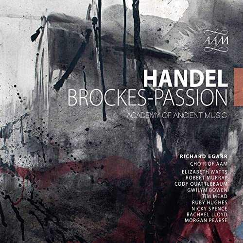 Egarr: Handel - Brockes-Passion (24/96 FLAC)