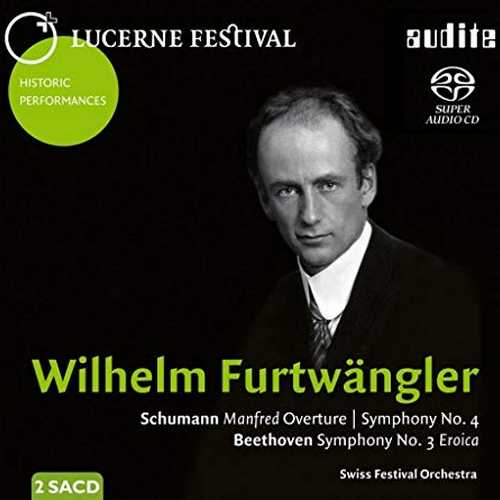 Furtwängler: Lucerne Festival Historic Performances (24/48 FLAC)