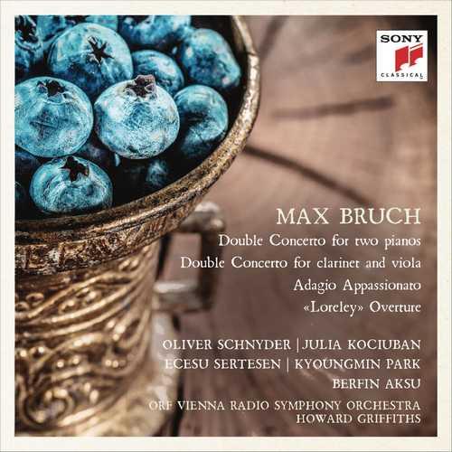 Griffiths: Bruch - Double Concertos, Adagio appassionato, Loreley Overture (24/48 FLAC)