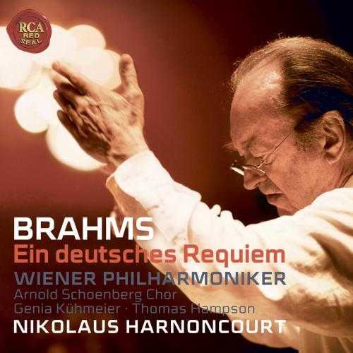 Harnoncourt: Brahms - Ein Deutsches Requiem (24/96 FLAC)