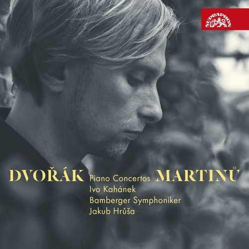 Kahánek, Hrůša: Dvořák & Martinů - Piano Concertos (24/96 FLAC)