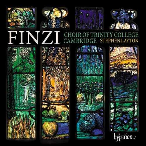 Layton: Finzi - Choral Works (24/96 FLAC)