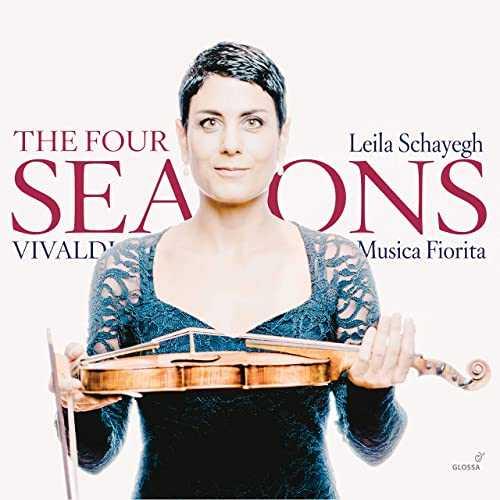 Leila Schayegh: Vivaldi - The Four Seasons (24/96 FLAC)