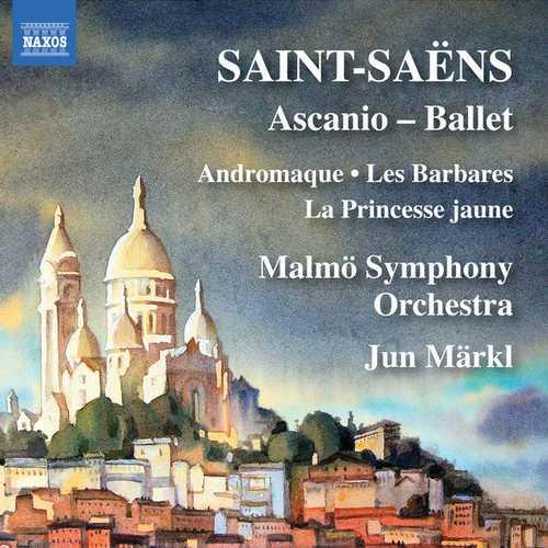 Markl: Saint-Saëns - Ascanio - Ballet (24/96 FLAC)