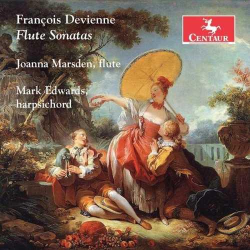 Marsden, Edwards: Devienne - Flute Sonatas (24/96 FLAC)