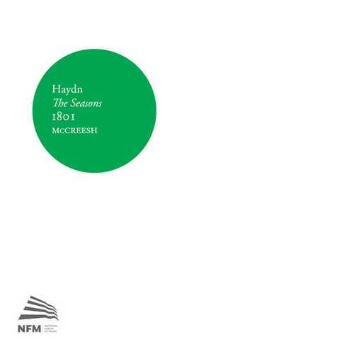 McCreesh: Haydn - The Seasons 1801 (24/96 FLAC)