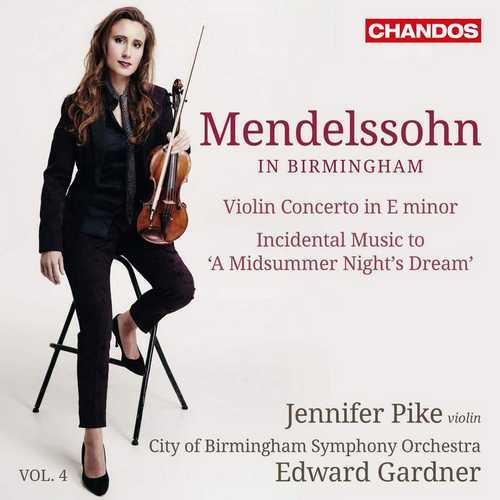 Gardner: Mendelssohn in Birmingham vol.4 (SACD)