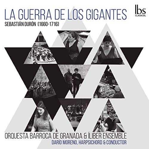 Moreno: Duron - La Guerra de Los Gigantes (24/96 FLAC)