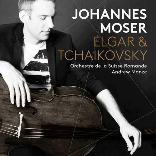 Moser, Manze: Elgar & Tchaikovsky - Cello Works (24/96 FLAC)