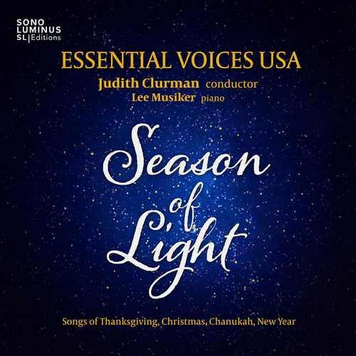 Musiker, Clurman: Season of Light (24/96 FLAC)