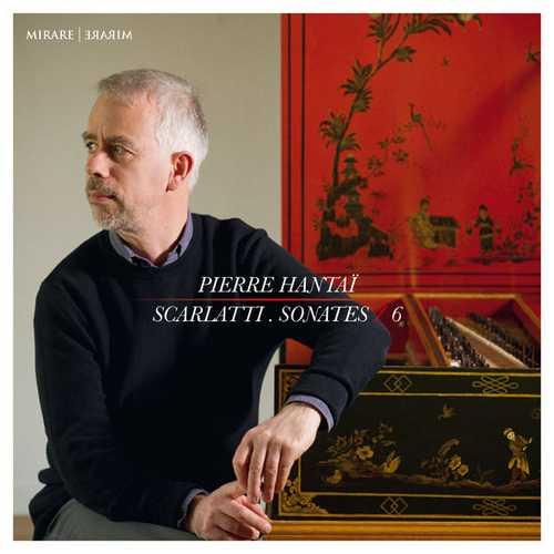 Pierre Hantai: Scarlatti - Sonates vol.6 (24/96 FLAC)