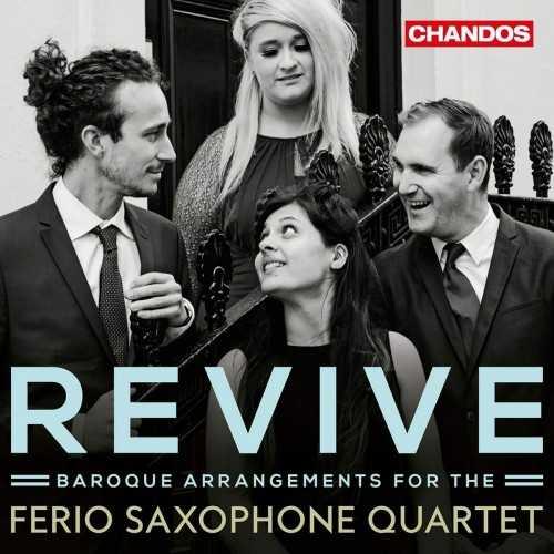 Ferio Saxophone Quartet: Revive (24/96 FLAC)