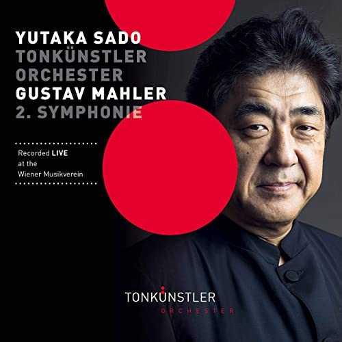 Sado: Mahler - Symphony no.2 (24/48 FLAC)