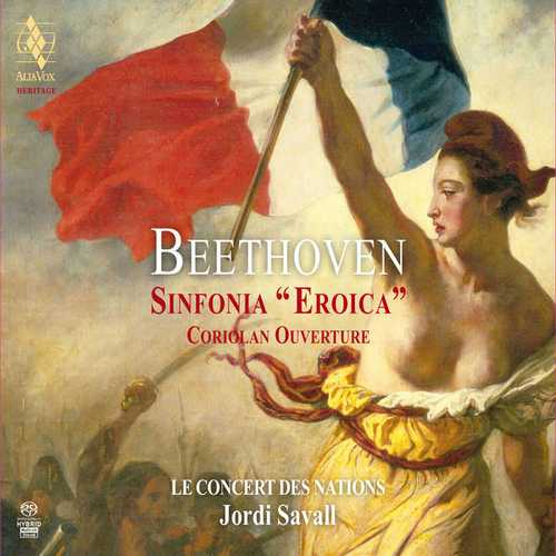 Savall: Beethoven - Sinfonia Eroica (24/88 FLAC)
