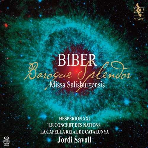 Savall: Biber - Baroque Splendor, Missa Salisburgensis (24/88 FLAC)