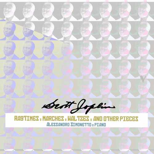 Simonetto: Joplin - Ragtimes, Marches, Waltzes and Other Pieces (24/88 FLAC)