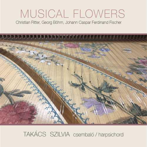 Szilvia Takács - Musical Flowers (FLAC)