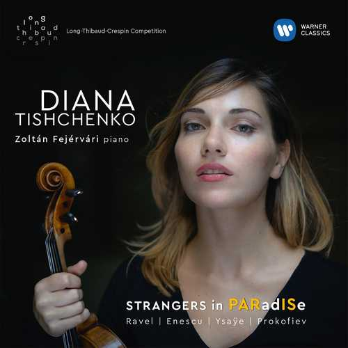 Diana Tishchenko - Strangers in Paradise (24/96 FLAC)