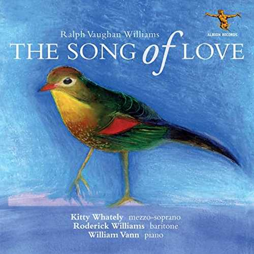 Ralph Vaughan Williams - The Song Of Love (24/96 FLAC)