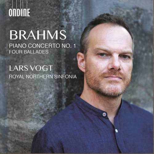Vogt: Brahms - Piano Concerto no.1, Four Ballades (24/48 FLAC)
