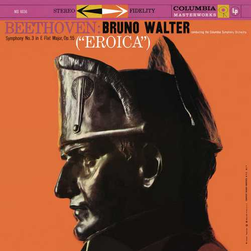 """Walter: Beethoven - Symphony no.3 """"Eroica"""". Remastered (24/96 FLAC)"""